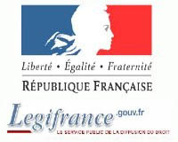 Office Alliance Huissiers - logo legifrance